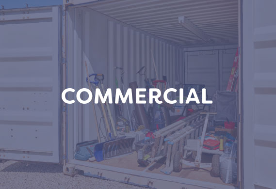 Commercial Storage Containers Twin Cities